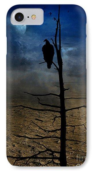 Gothic Landscape  Phone Case by Andrea Kollo