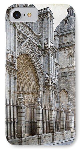 Gothic Splendor Of Spain IPhone Case