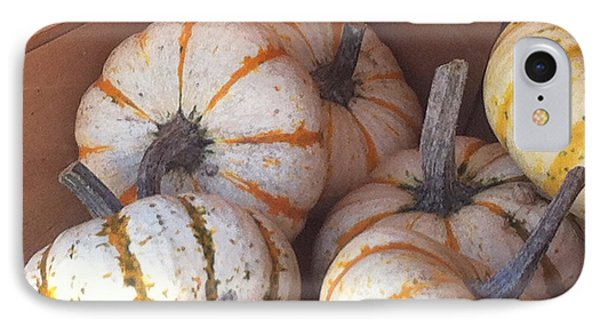 IPhone Case featuring the photograph Gourd Harvest by Denyse Duhaime