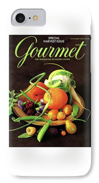 Gourmet Cover Featuring A Variety Of Fruit IPhone 7 Case