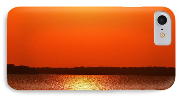 Grab Your Cup Of Coffee And Enjoy The Sunrise IPhone Case by Dacia Doroff
