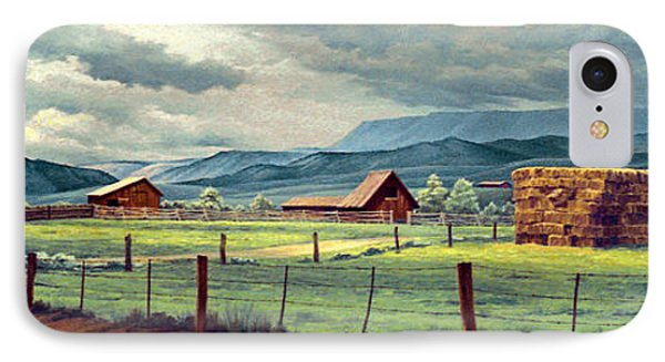 Granby Ranch IPhone Case by Paul Krapf