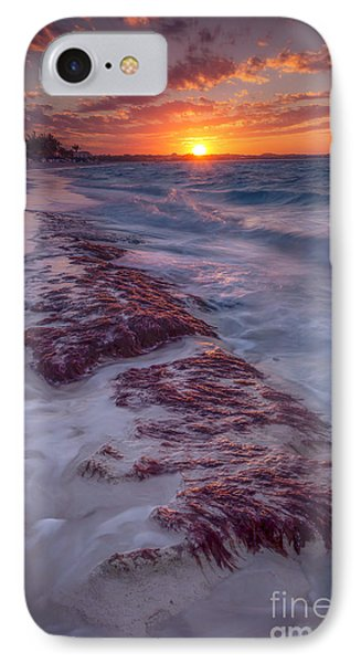 Grace Bay Sunset IPhone Case