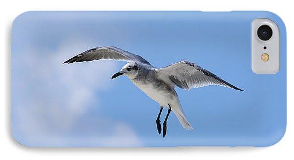 Grace In Flight IPhone Case by Kenneth Albin