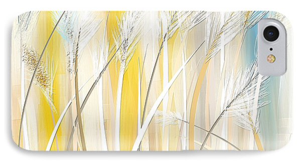 Graceful Grasses IPhone Case by Lourry Legarde