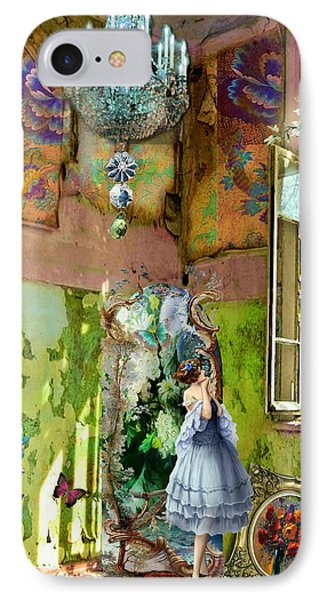 Grace's Window Phone Case by Laura Botsford