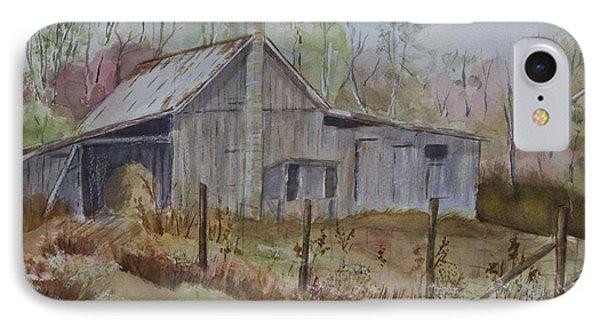 Grady's Barn Phone Case by Janet Felts