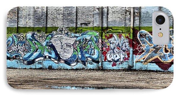Graffiti IPhone Case by Dan Sproul