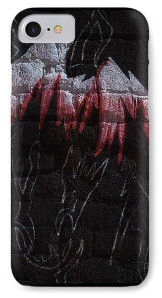 Graffiti Horse Phone Case by Mark Schutter