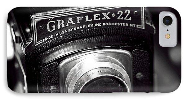 Graflex 22 Phone Case by John Rizzuto