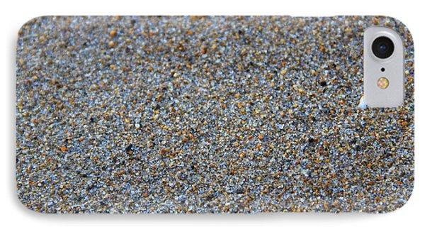 Grainy Sand Phone Case by Michael Mooney