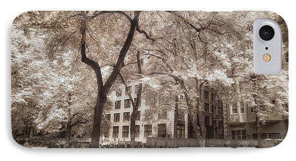 Granary Burying Ground - Boston IPhone Case by Joann Vitali