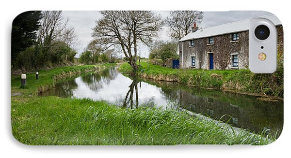 Grand Canal At Miltown IPhone Case