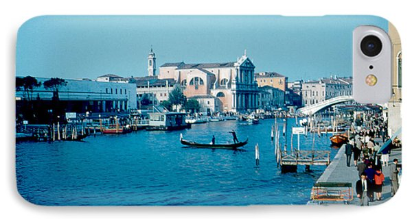 Grand Canal Venice 1961 Phone Case by Cumberland Warden