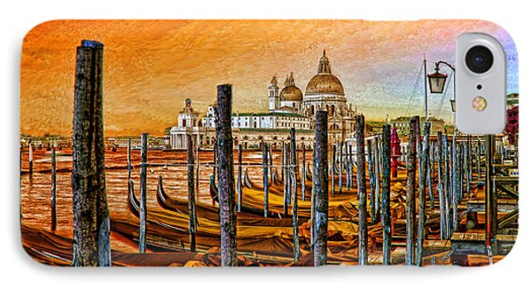 Grand Canal Venice IPhone Case