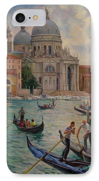Grand Canal. Venice. IPhone Case