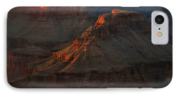 Grand Canyon Alpenglow 3 IPhone Case