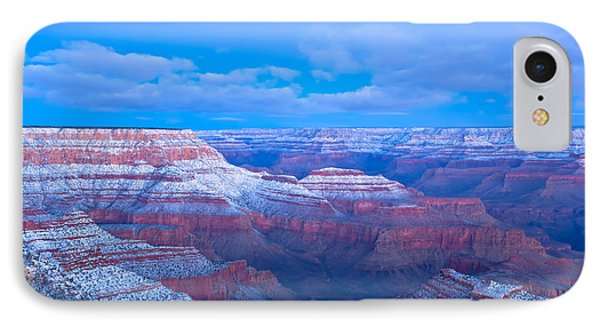 IPhone Case featuring the photograph Grand Canyon At Dawn by Jonathan Nguyen