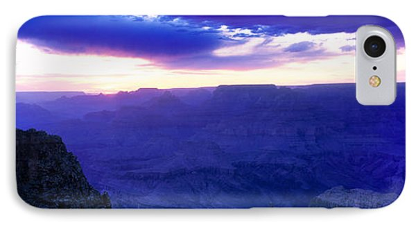 Grand Canyon At Dusk, Grand Canyon IPhone Case by Panoramic Images