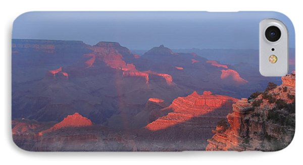 Grand Canyon At Sunset IPhone Case by Jayne Wilson