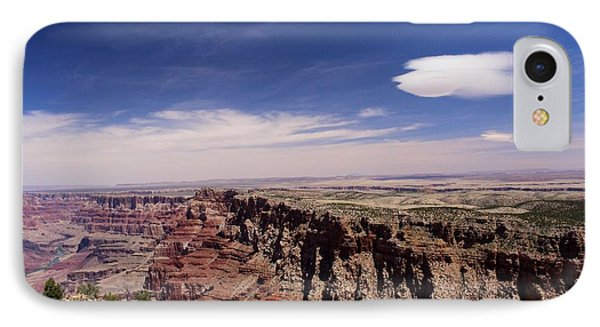 Grand Canyon Cloud IPhone Case by Suzanne Lorenz