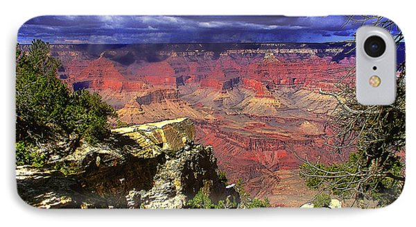 IPhone Case featuring the photograph Grand Canyon by Craig T Burgwardt