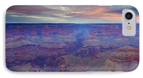Grand Canyon Dusk Phone Case by Mike  Dawson