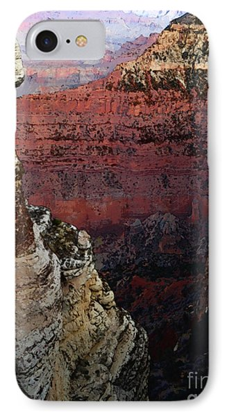 Grand Canyon I - Spring 2014 IPhone Case