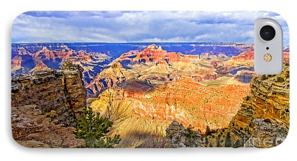 IPhone Case featuring the photograph Grand Canyon by Jason Abando