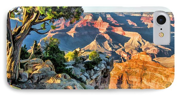 Grand Canyon Ledge IPhone Case by Christopher Arndt