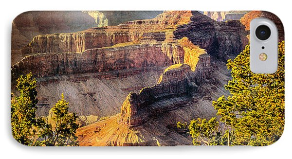 Grand Canyon National Park Phone Case by Bob and Nadine Johnston