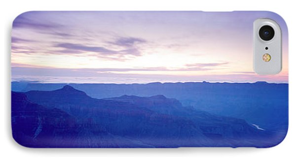 Grand Canyon North Rim At Sunrise IPhone Case by Panoramic Images