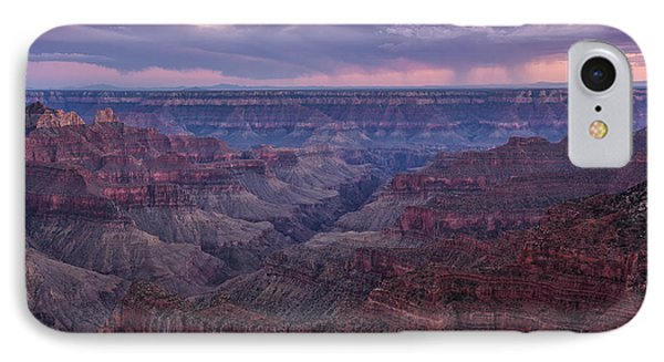 Grand Canyon North Rim IPhone Case by Tassanee Angiolillo