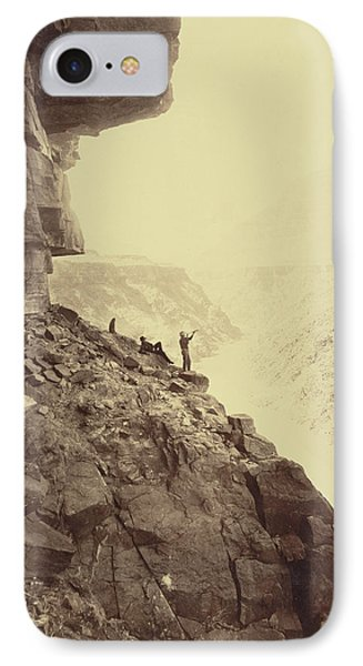 Grand Canyon Of The Colorado River William Henry Jackson IPhone Case