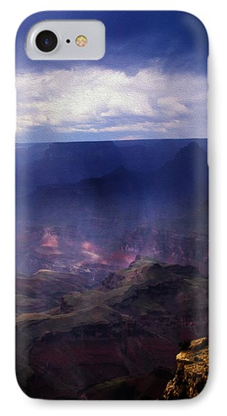 Grand Canyon Oil IPhone Case