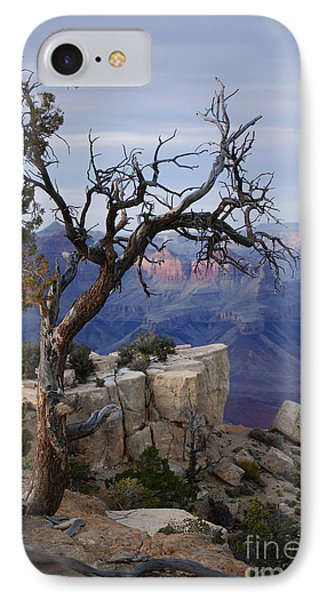 Grand Canyon Overlook IPhone Case by Barbara R MacPhail