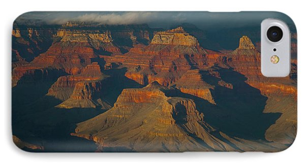 IPhone Case featuring the photograph Grand Canyon by Rod Wiens