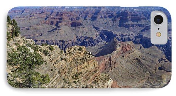Grand Canyon South Rim Phone Case by Patrick Jacquet