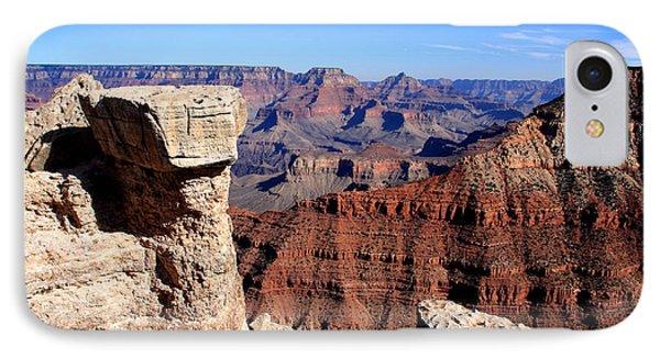 Grand Canyon - South Rim View Phone Case by Aidan Moran