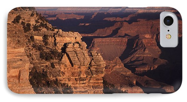 IPhone Case featuring the photograph Grand Canyon Sunrise by Liz Leyden