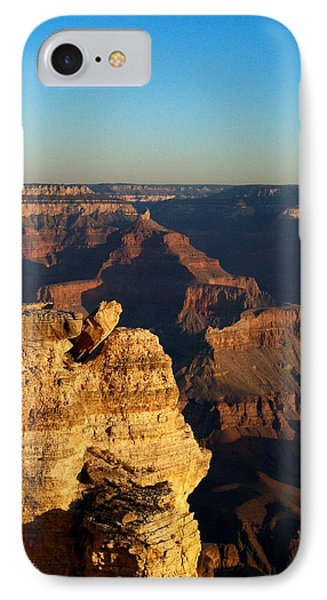 Grand Canyon Sunrise Two IPhone Case by Joshua House