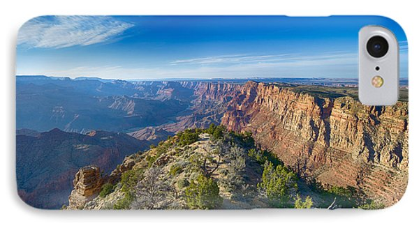 Grand Canyon - Sunset Point IPhone Case by Juergen Klust