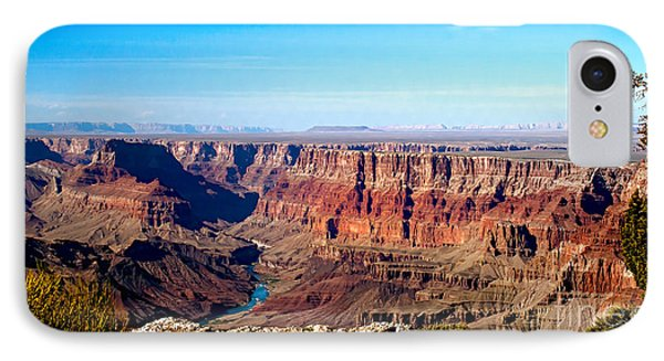 Grand Canyon Vast View IPhone Case by Robert Bales