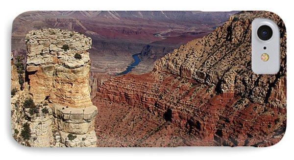 Grand Canyon View Phone Case by Aidan Moran