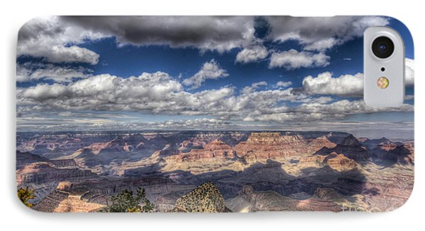 IPhone Case featuring the photograph Grand Canyon by Wanda Krack