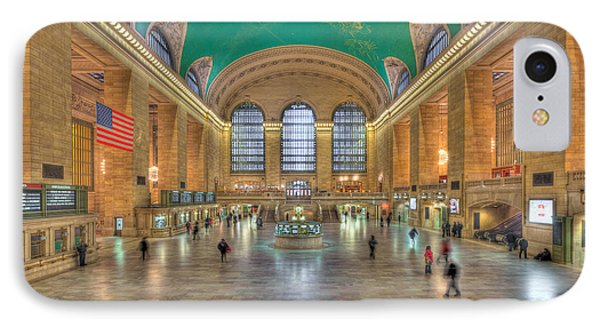 Grand Central Terminal IIi Phone Case by Clarence Holmes