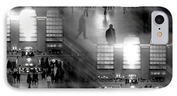 Grand Concourse IPhone Case by Diana Angstadt