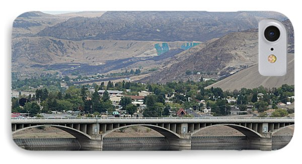 IPhone Case featuring the photograph Grand Coulee Dam  by E Faithe Lester