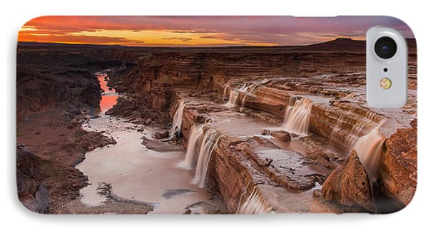 Grand Falls IPhone Case by Tassanee Angiolillo