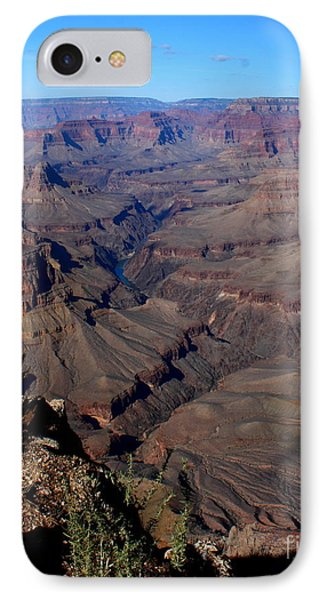 Grand Inspiring Landscape Phone Case by Patrick Witz